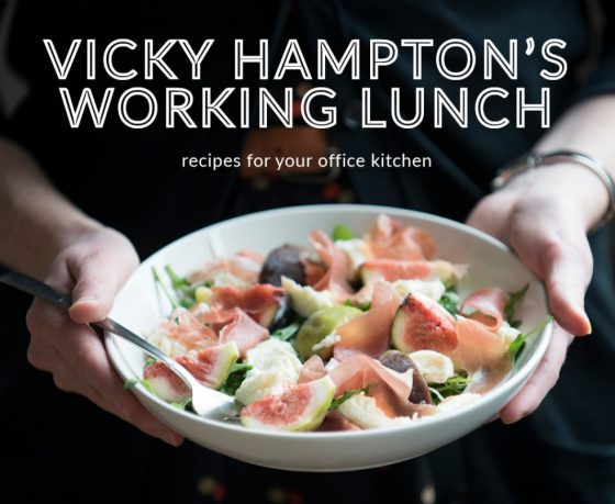 Vicky Hampton's Working Lunch