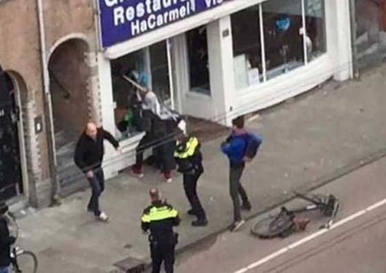 'Disturbed ' Syrian national arrested for Maastricht stabbings