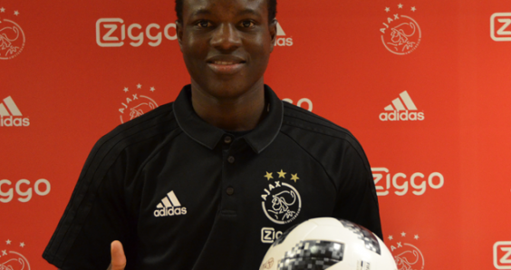 Ajax signs 19-year-old and rising star Boureima Hassane Bandé