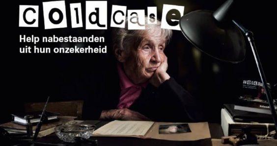 cover of 2018 cold case calendar