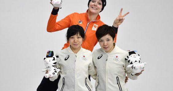 Golden girl Jorien ter Mors adds to Dutch Olympic medal tally