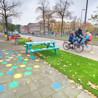 Meet Happy Streets: Rotterdam's cheeky activists for social mobility in the city