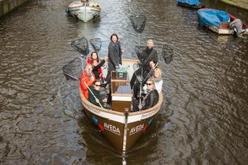 From bubbles to boats: Five Dutch initiatives which are tackling the plastics crisis