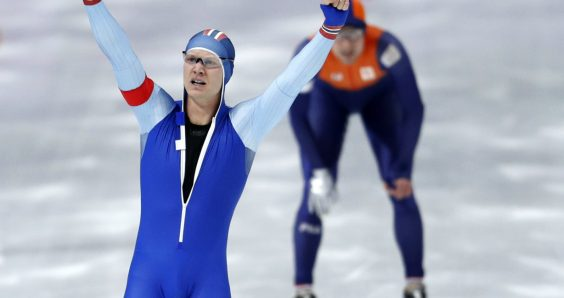 No medals for Dutch sprint skaters as Norway snatch gold