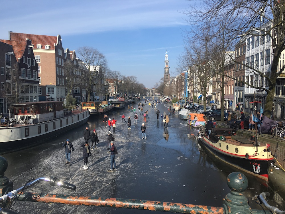 New arrival's plea to turn off the Westerkerk bells arouses local ire - DutchNews.nl