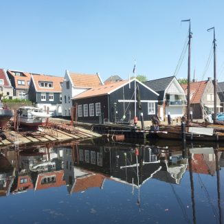 Urk fishermen prepare for choppy Brexit waters