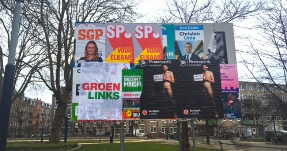 Local elections 2018: GroenLinks set to overtake D66 in Amsterdam