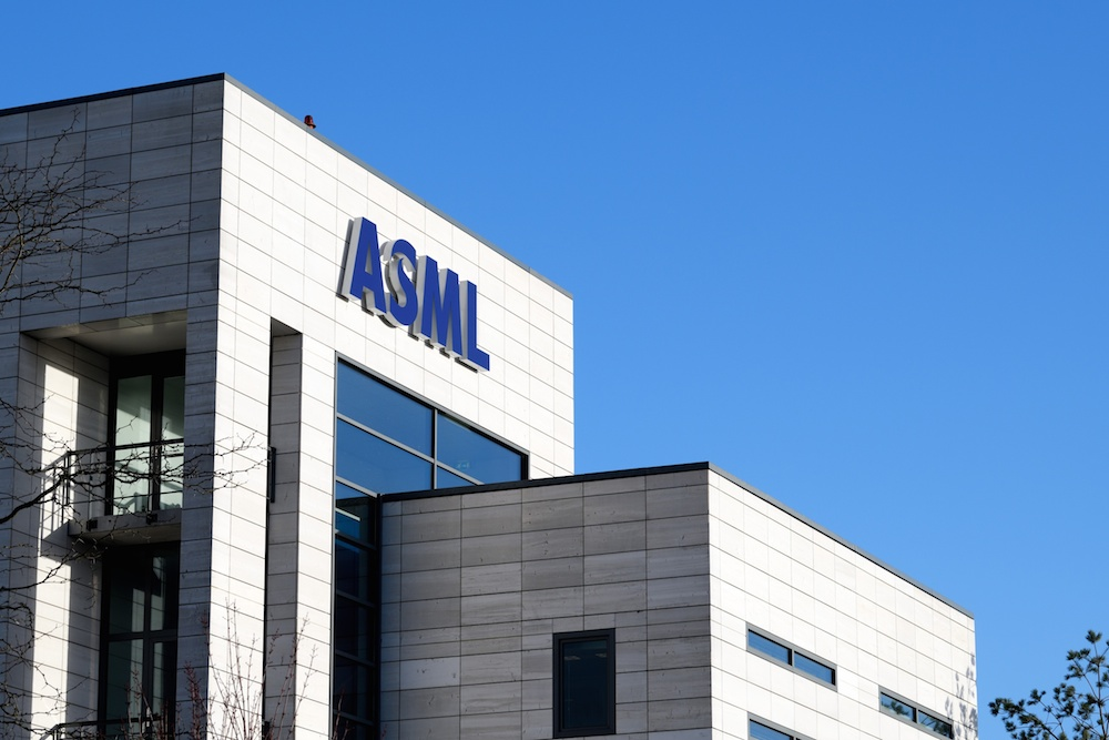 ASML says 'small' espionage incident could have been handled better