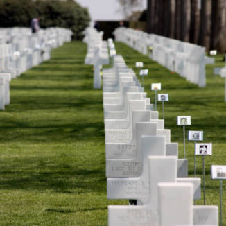 May 4 and 5, remembering the dead and celebrating freedom