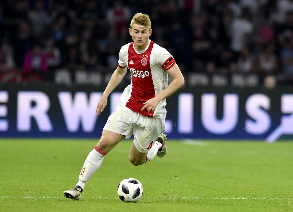 Image result for Matthijs de Ligt