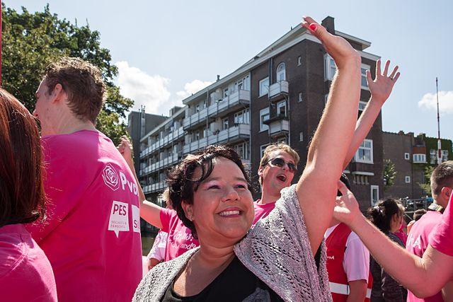 Mp Sharon Dijksma Swaps The Hague For Amsterdam Dutchnews Nl