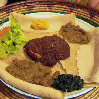 Whose injera is it anyway? Dutchman patented Ethiopian staple in 2003
