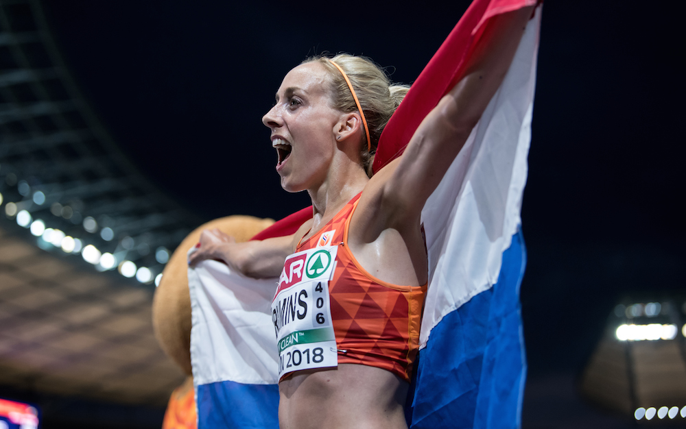 Dutch Leap Up The Medals Table At European Championships