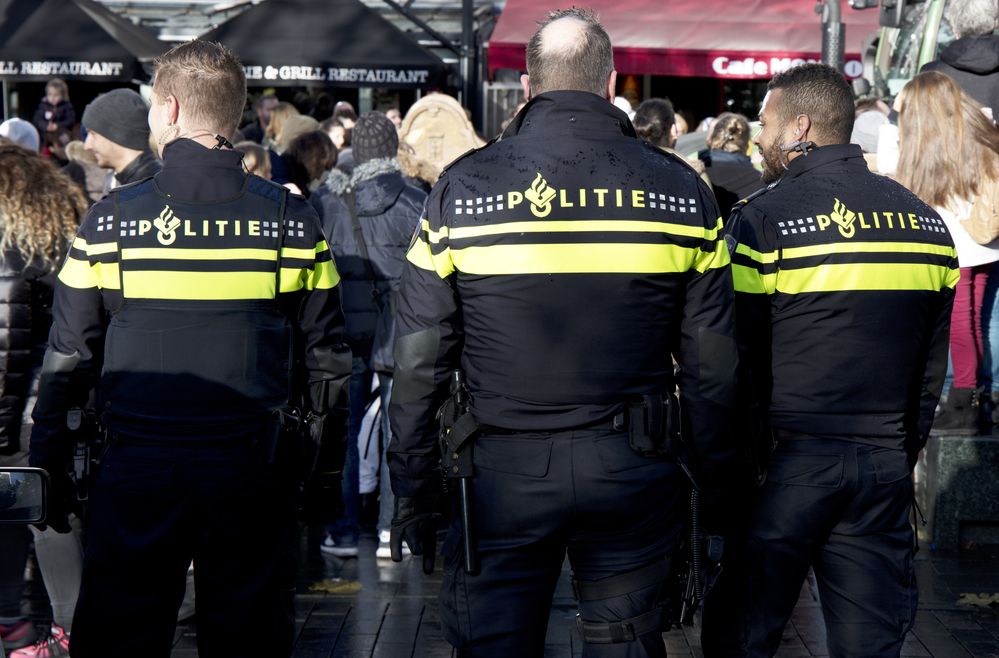 'Tip of the iceberg' as police officers fired after corruption and security inquiries - DutchNews.nl - Live