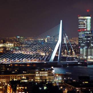 Rotterdam awakes as Amsterdam's property market overheats