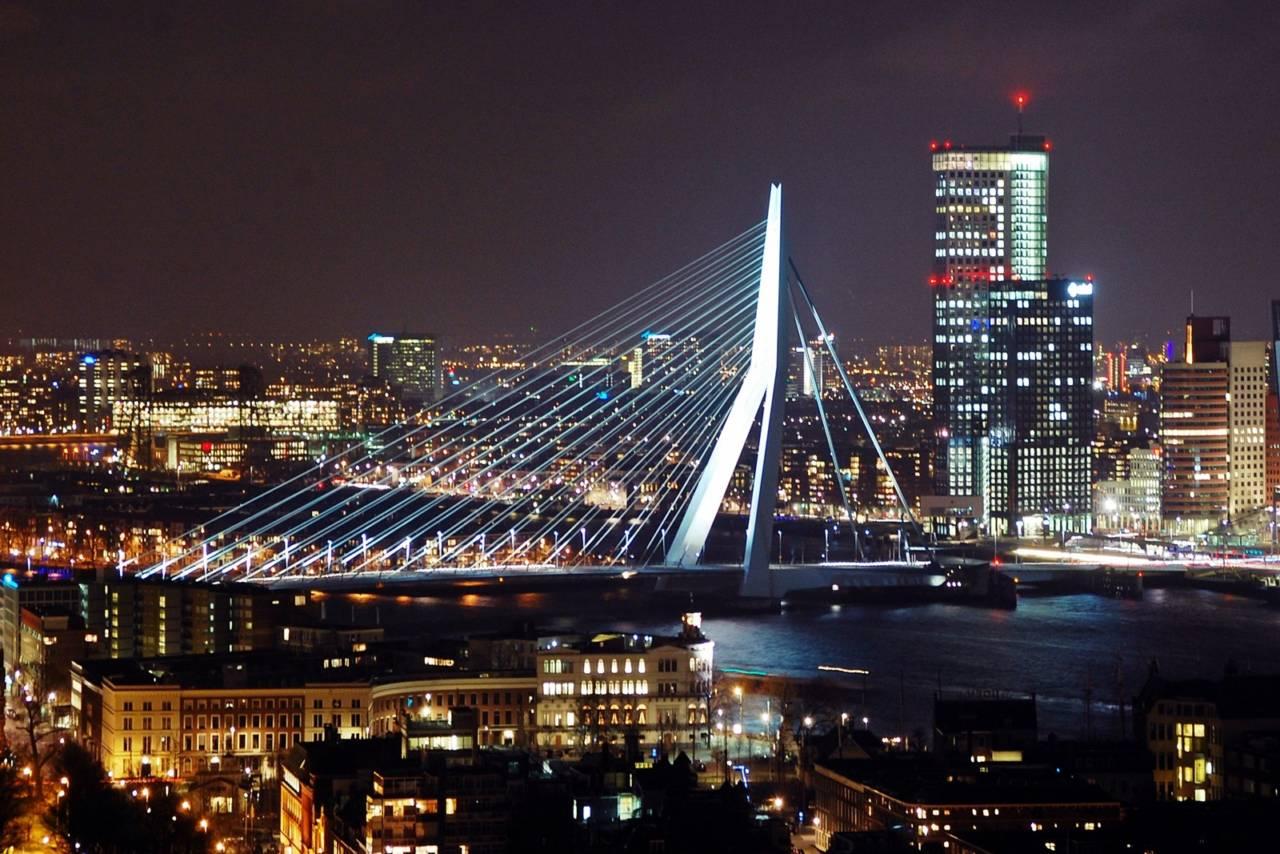 Rotterdam Awakes As Amsterdam S Property Market Overheats