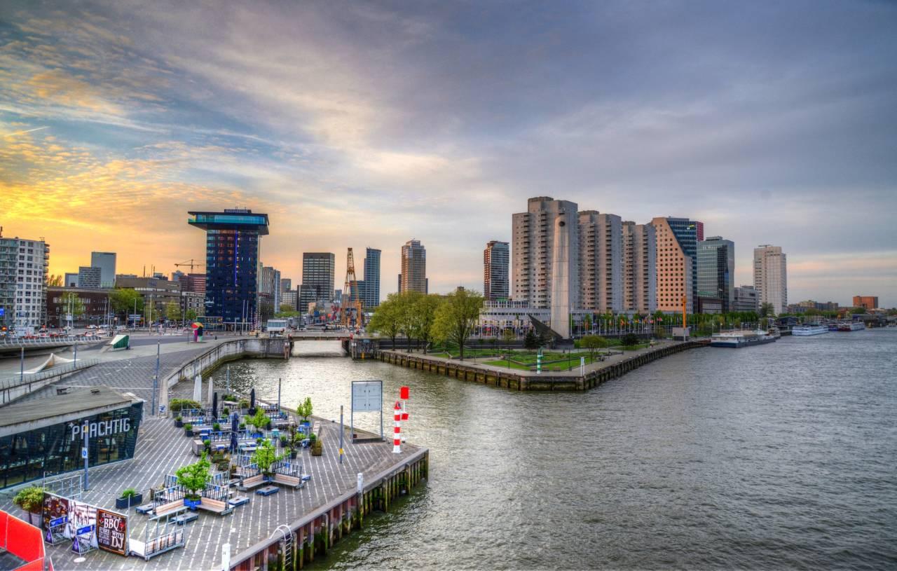 Rotterdam awakes as Amsterdam's property market overheats ...