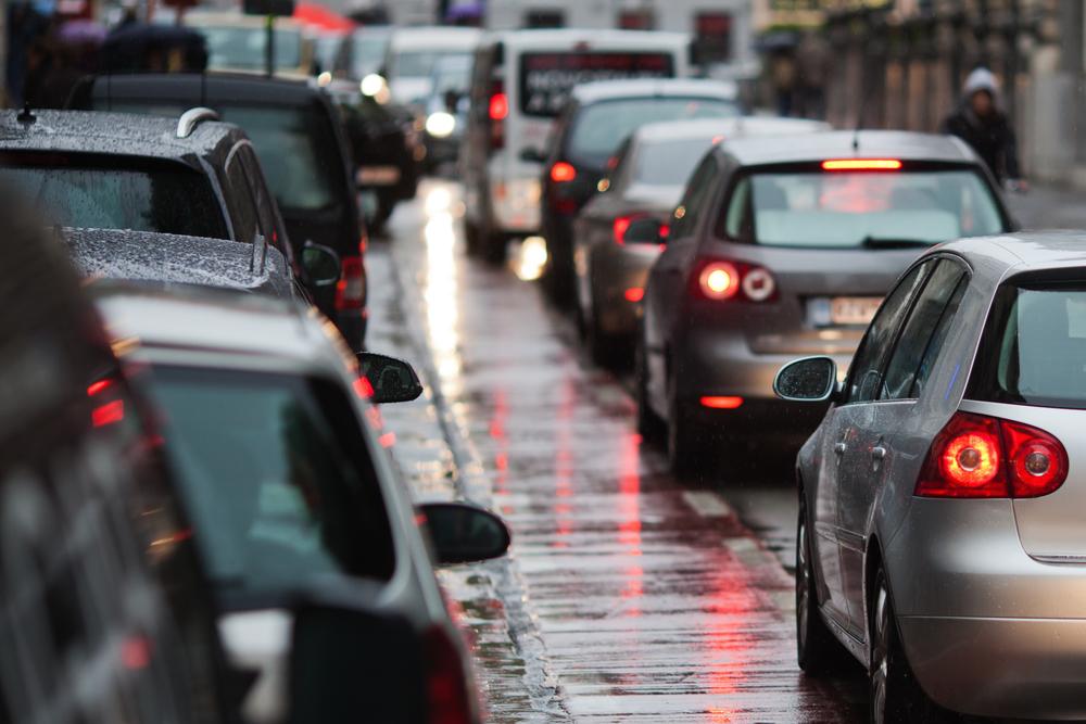 Leiden motorists spend most time stuck in traffic - DutchNews.nl