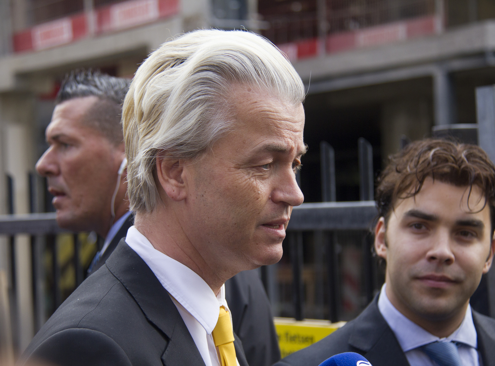 Appeal court hearings end in Wilders racial discrimination case - DutchNews.nl