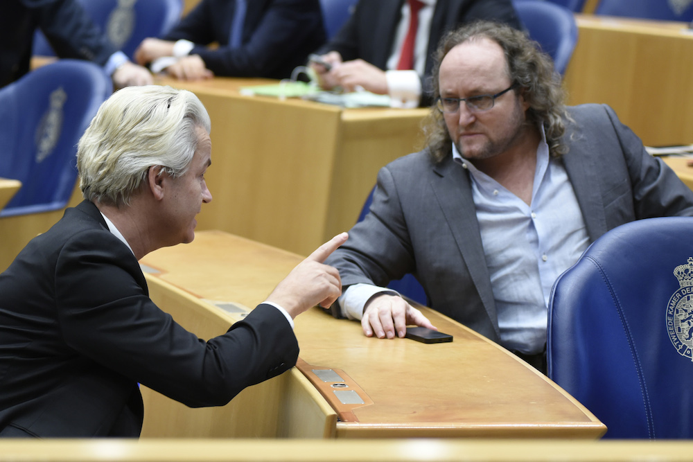PVV MP Dion Graus accused of mental and physical abuse of ex wife