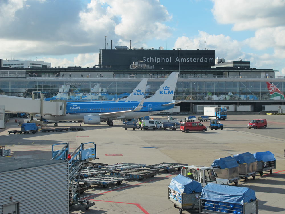 Netherlands builds Air France-KLM stake to 'protect' interests