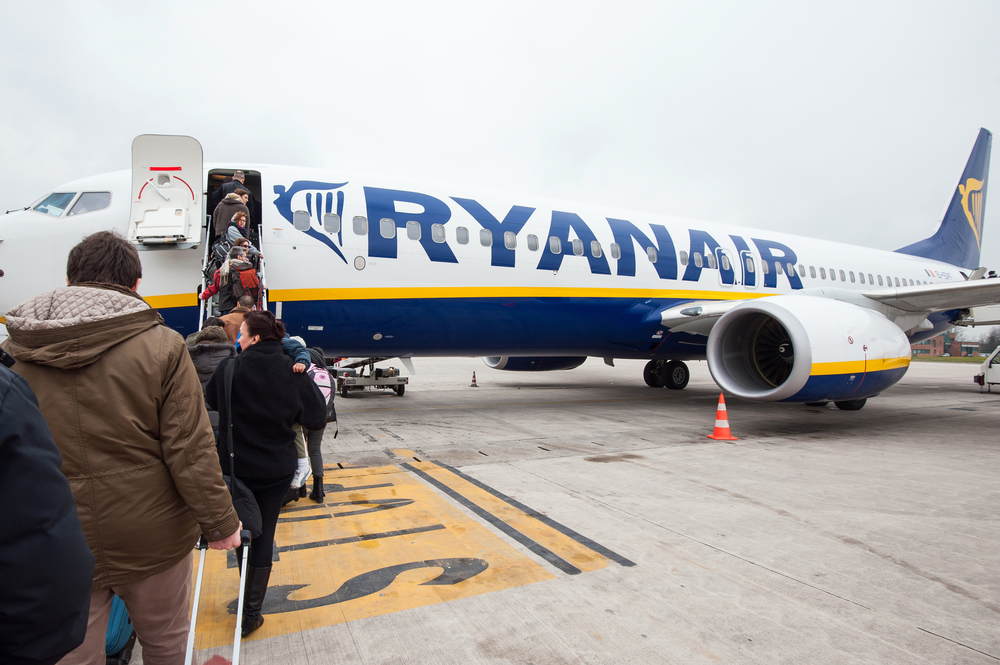 Ryanair ordered to pay Dutch pilots up to €480,000