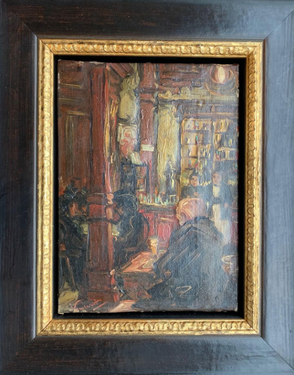 Van Gogh potentially worth millions left to small museum