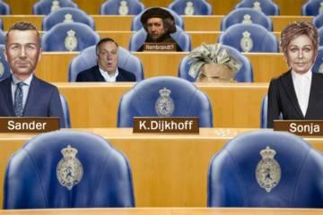DutchNews podcast – The Tweede Derde Vierde Kamer Mint Edition – Week 5