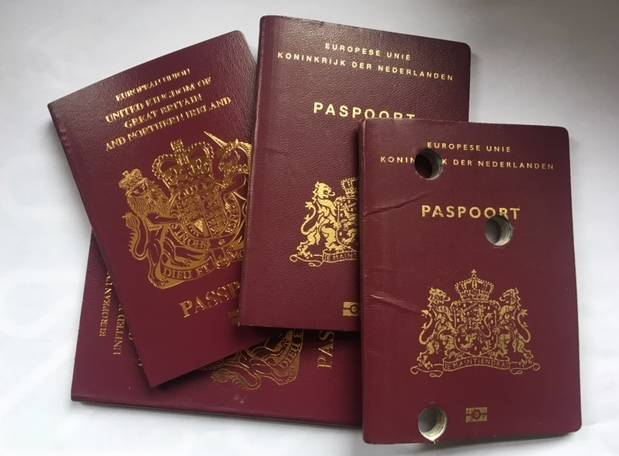 British nationals in NL dropped from D66 Brexit dual nationality plan - DutchNews.nl