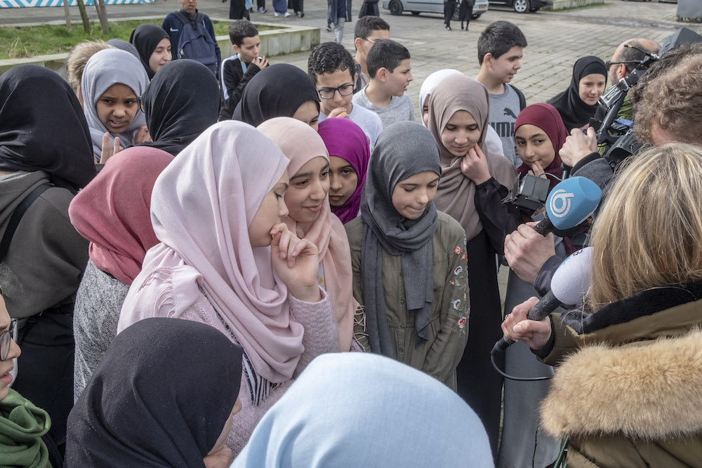 Parents' meeting about Islamic school cancelled after too