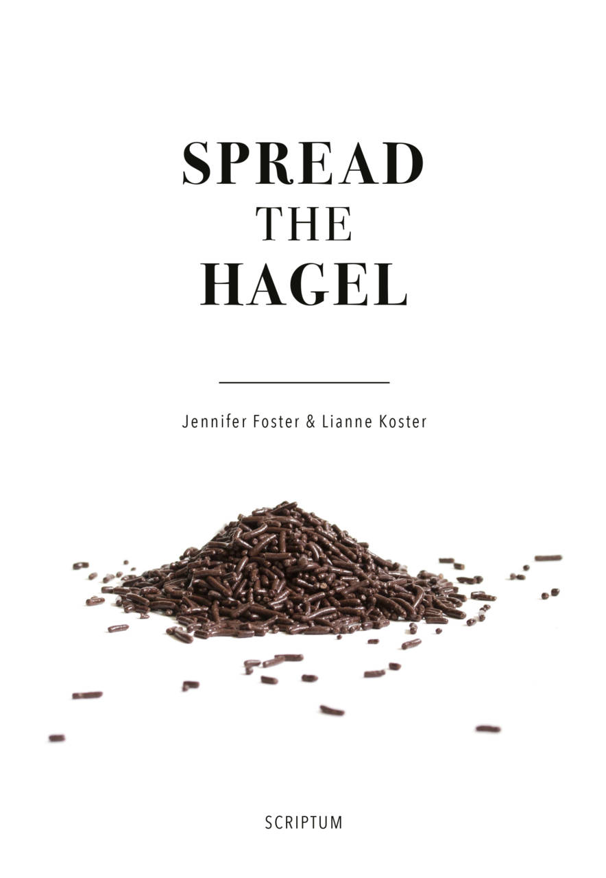 Recipes using chocolate sprinkles feature in Spread the Hagel