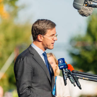 Wynia's Week: Let Mark Rutte go to Brussels, if they want him, that is.