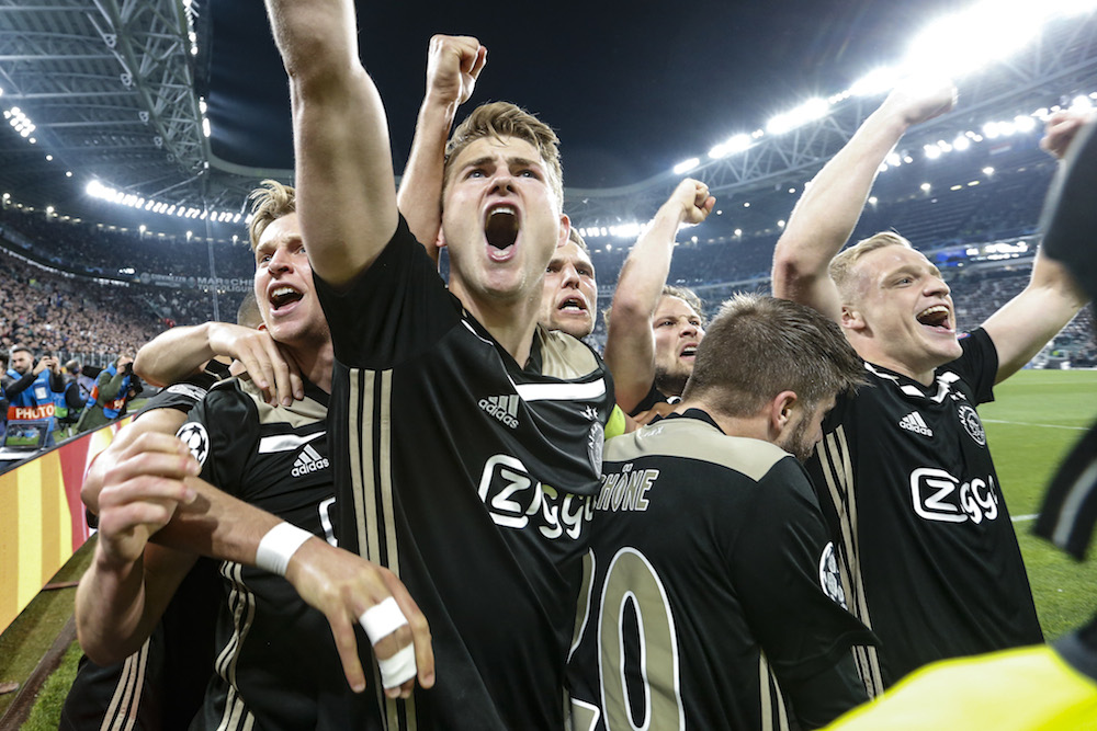 Ajax beat Juventus to make first Champions League semi-finals in 22 years