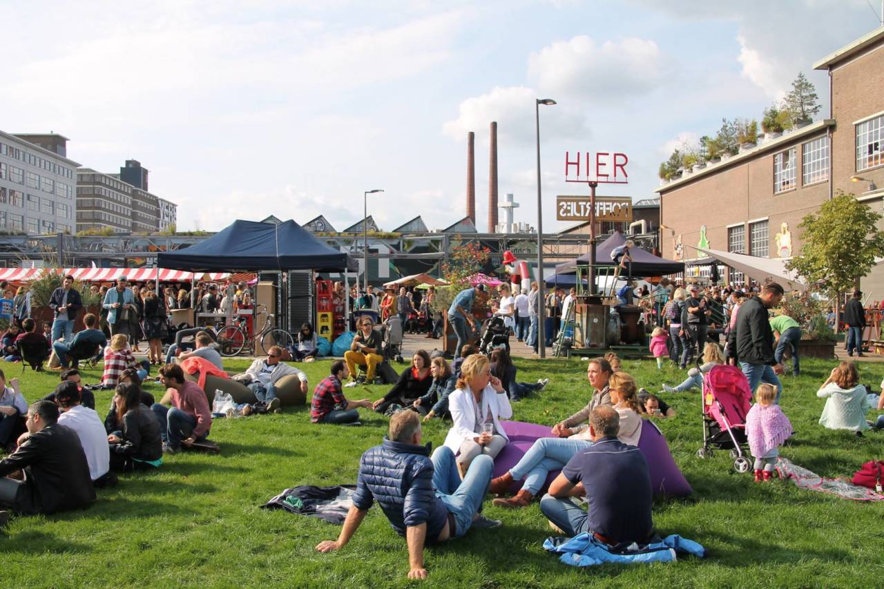 Expat Fair & Feel Good Market get a new location in Eindhoven