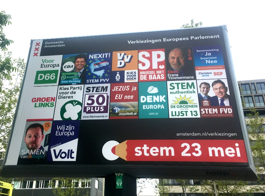 Local councils to be asked about EU voting rights, minister says - DutchNews.nl - Live