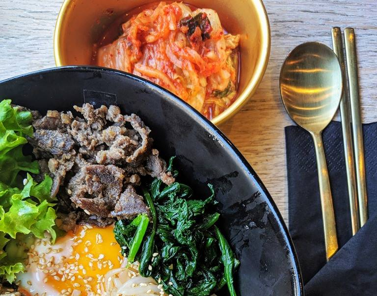 Recipe for Korean Barbecue Beef This is a fabulous Korean