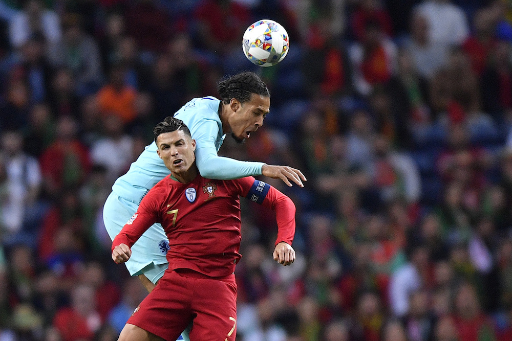 The Netherlands Lose First Nations League Final 1 0 To Portugal Dutchnews Nl
