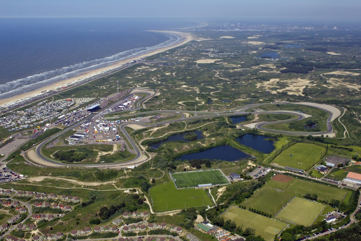 Over one million people apply for Zandvoort Grand Prix tickets - DutchNews.nl - Live