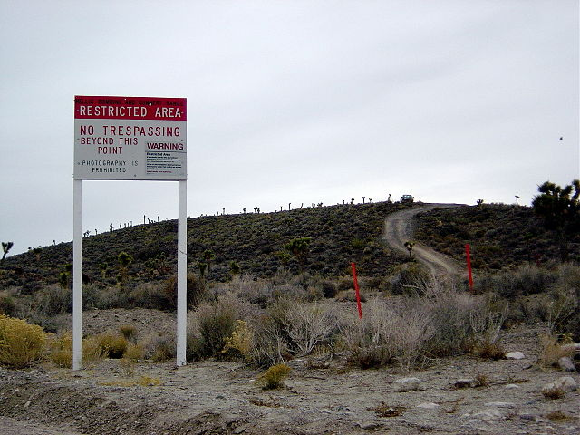 Dutch Youtubers are fined $2,280 for Area 51 alien adventure - DutchNews.nl