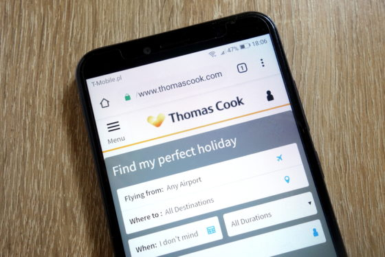 Thomas Cook declares bankruptcy, India chairman says United Kingdom group a separate entity