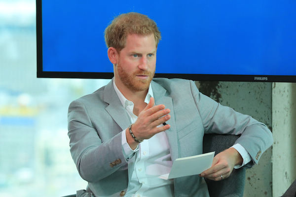 Prince Harry Launches Eco-Tourism Project After Private Jet Criticism