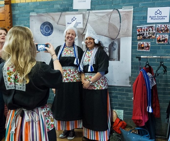 Workshops and fun galore at the 'I am not a Tourist fair' in Amsterdam - DutchNews.nl