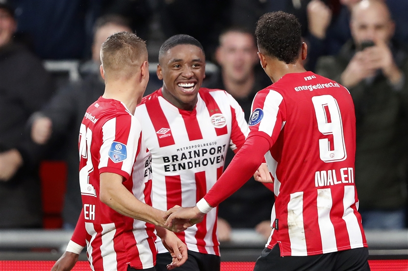 Late Rally By Psv Keeps Up Pressure On Ajax At Top Of Eredivisie Dutchnews Nl
