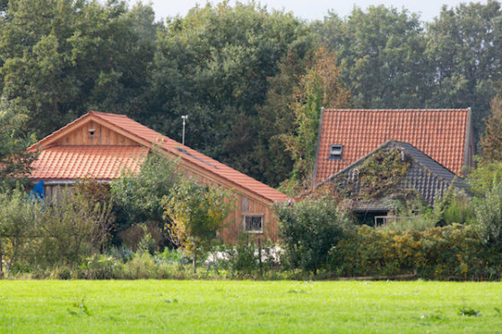 Family of six living in isolation found on Dutch farm