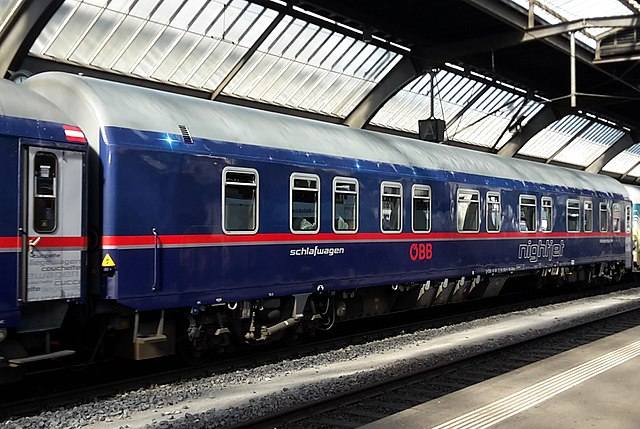 The night train to Vienna makes a return, with government cash help - DutchNews.nl