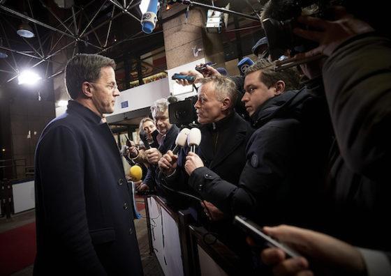 European Union leaders struggling to break budget deadlock