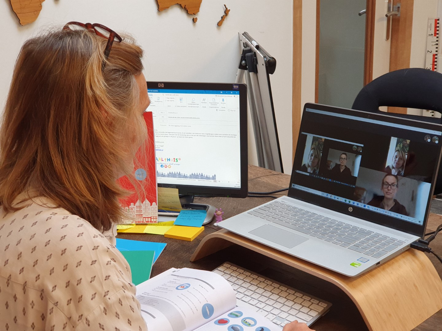 Coronavirus and learning Dutch from home: make the most of it - DutchNews.nl