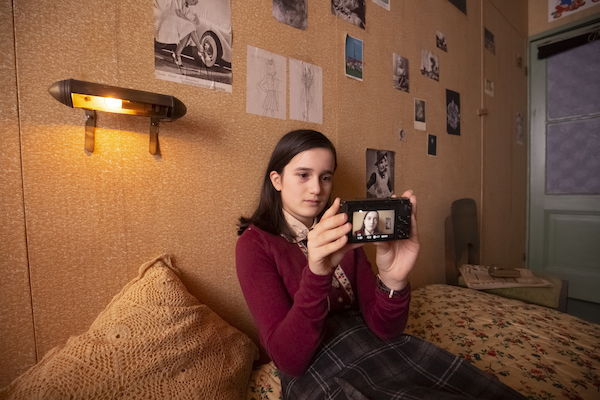 Anne Frank the diarist becomes Anne Frank the vlogger - DutchNews.nl