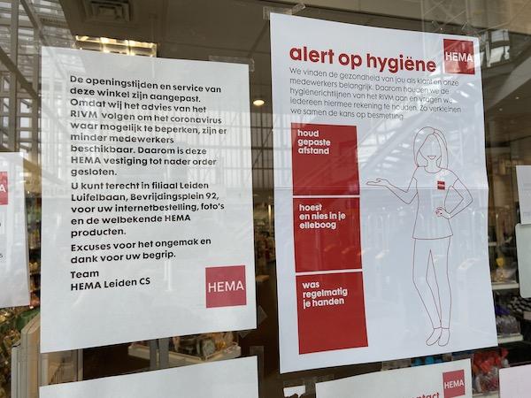 Iconic Dutch Retailer Hema Under Threat Slashes Rent Payments Dutchnews Nl