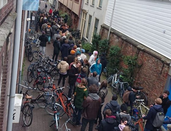 Dutch are Queuing up to Buy Weed as Netherlands Faces Coronavirus Lockdown